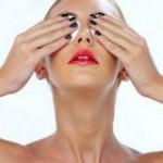 Аллергия на коже вокруг глаз — причины, диагностика и лечение